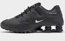 Nike Shox NZ EU Running Mens Shoes Black White  501524-091 New
