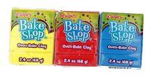 Sculpey Bake Shop 2.4oz Polymer Clay - BUY 8 GET 4 FREE - PUT 12 IN BASKET