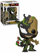 Funko Pop! Movies: Spider-Man: Maximum Venom - Venomized Groot Vinyl Figure