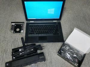 Dell Latitude E6430 i7 3740QM, 180GB SSD, 16GB RAM, Docking Station, 2 Chargers