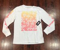 NWT$35 Mens NBA New York Knicks Long Sleeve NBA U Tee Shirt Large
