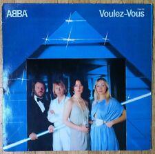 ABBA Voulez-Vous LP/GER