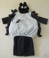 Old Navy Kids 2pc Plush Spider Costume 6 - 12 mos