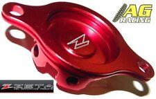 Zeta Filtro De Aceite Cover Rojo Honda Crf 150r 2007-2012 Crf 150 07-12