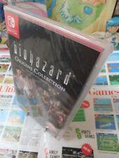 Nintendo Switch:Biohazard Origins Collection / Resident Evil [TOP CAPCOM] JAP