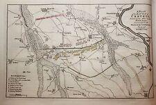 1764 Guerre de Sept Ans Prince Ferdinand War Prusse France Autriche Angleterre