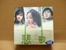 Korean Drama Sad Love Story 悲伤恋歌 Kwon Sang-Woo Kim Hee-Sun 10x DVD FCB1366