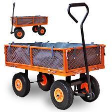 FUXTEC FX-GW350 Gerätewagen - Orange