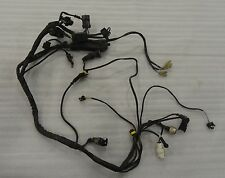 DUCATI 748 916 996 OEM REAR MAIN WIRE HARNESS RELAY PLUGS ECU CABLE