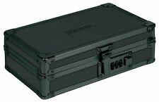 4-PACK- Security Box Lock Case CombO Jewelry Money Gun Portable Black Safe