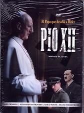 El Papa que desafio a Hitler (PIO XII) Drama, 2 DVDs, 4 Hours, Fullscreen