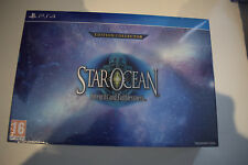 star ocean integrity and faithlessness édition collector ps4 ps 4 neuf