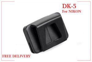 DK-5 Eyepiece Cap Viewfinder Cover for Nikon D3000 D3100 D3300 D3400 D3500 D90