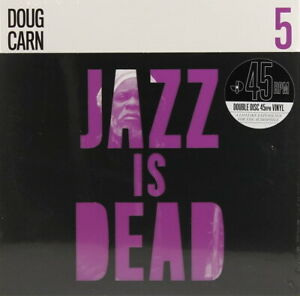 Adrian Younge & Ali Shaheed Muhammad Doug Carn Jazz Is Dead 5 Purple 2LP Vinyl