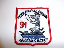 b7774 US Navy Vietnam River Assault Division 91 The River Rats ir27a