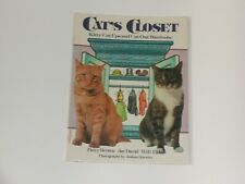 It's the Cats Pajamas Paper Dolls Fireside Simon & Schuster new uncut