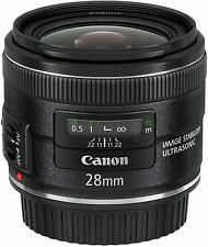Canon EF 28mm f2.8 Lente IS USM