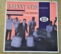 Johnny Otis presents The Robins, Little Esther and the Nic Nacs (ACE CH88)