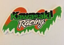 Pegatina/ Sticker/ Autocollant/ Adesivo/ Aufkleber/Glossy-Vinyl: Kawasaki Racing