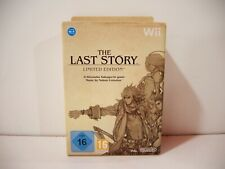 The Last Story Limited Edition Collector pack Nintendo Wii Pal Eur