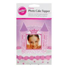 Wilton Princess Photo Cake Topper, Each