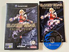 Bloody Roar Primal Fury in OVP - Nintendo Gamecube UKV 22