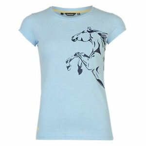 Femmes Requisite Cheval Motif T-Shirts