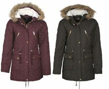 Polyester Parkas Formal Coats & Jackets for Women
