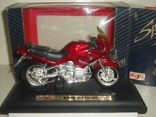 Maisto BMW R1100 RS motor cycle 1/18th scale