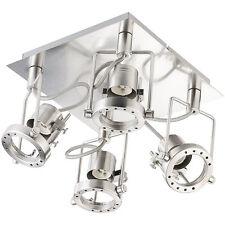 """Wohnzimmerlampen: Spot-Lampe """"Amphithea"""", 4 Spots, GU10, bis 50 W"""