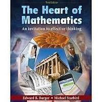Heart Of Mathematics  - by Burger
