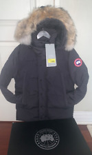 Canada Goose Wyndham Parka Navy Marine Authentic M-L-XL
