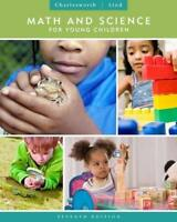 Math And Science For Young Children  - by Charlesworth
