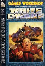 Games Workshop White Dwarf # 102 Magazine with Poster Near Mint NM