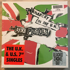 "Sex Pistols ‎- Anarchy In The U.K. -UK & US 7"" Singles Record Store Day 2017 RSD"