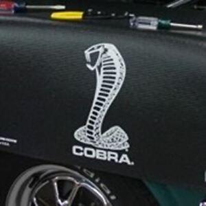 Cobra Snake Fender Gripper - An SVT & Shelby Must Have! Best Fender Cover EVER!