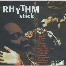 Rhythm Stick (1991) Dizzy Gillespie, Art Farmer, Phil Woods, Bob Berg, Ai.. [CD]