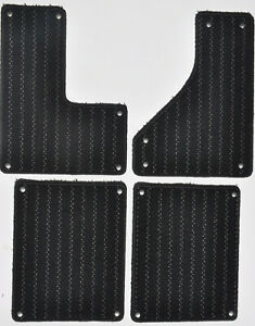 2016-2018 RAM FACTORY SNAP-IN CARPET INSERTS - 4 PIECE SET - 2 FRONT & 2 REAR