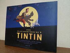 Les Aventures de Tintin - Artbook - Livre du Film de Spielberg - EXCELLENT ETAT