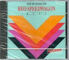 REO Speedwagon Keep on Lovin you (Best of) Zounds CD Neu OVP Sealed Rar OOP
