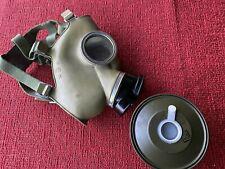 Maschera Antigas Vintage Esercito con filtro.