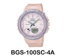 100% Authentic Casio Baby G BGS-100SC-4A