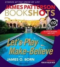 BookShots: Let's Play Make Believe by James Patterson (2016, CD, Unabridged)
