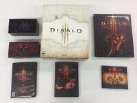 Diablo 3 III Collectors box with usb Soulstone Skull Art And More