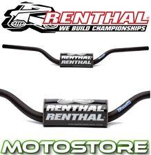 Renthal Fatbar Manillar Negro encaja Kawasaki Z1000 2010-2013 Bar Pad