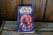 Star Wars: The Last Command Thrawn Trilogy Vol 3 Timothy Zahn paperback