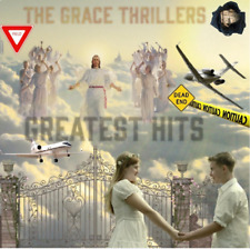 The Grace Thrillers - Greatest Hits [Gospel] CD