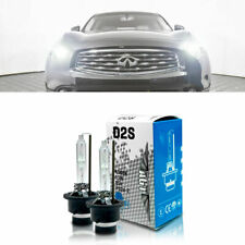 OE HID Headlight Bulb For Infiniti FX35 FX45 Orignal 4300K Replacement Qty 2
