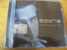 SASHA DEDICATED TO... CD SIGILLATO