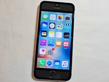 **BATTTERY ISSUE!** iPhone 5S 32GB Gray UNLOCKED!! NO TOUCH ID!! MINT CONDITION